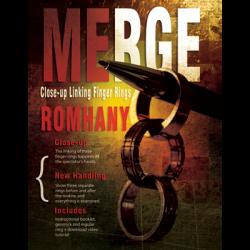 Merge (Gimmicks and Instruction) by Paul Romhany - Trick wwww.magiedirecte.com