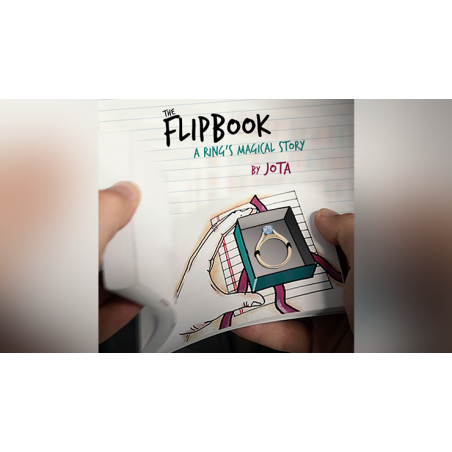 FLIP BOOK - JOTA wwww.magiedirecte.com