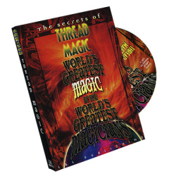 Thread Magic (World's Greatest Magic) - DVD wwww.magiedirecte.com