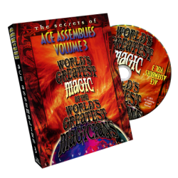 Ace Assemblies (World's Greatest Magic) Vol. 3 by L&L Publishing - DVD wwww.magiedirecte.com