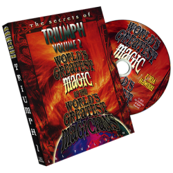 Triumph Vol. 2 (World's Greatest Magic) by L&L Publishing - DVD wwww.magiedirecte.com
