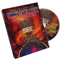 Dinner Table Magic (World's Greatest Magic) - DVD wwww.magiedirecte.com