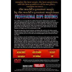 Professional Rope Routines (World's Greatest Magic) - DVD wwww.magiedirecte.com