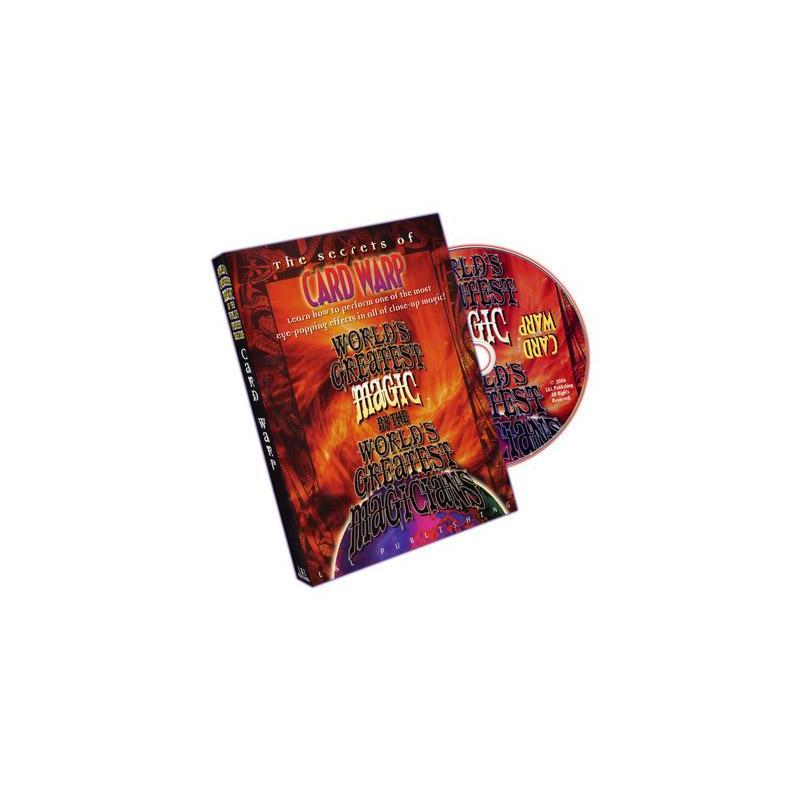 Card Warp (World's Greatest Magic) - DVD wwww.magiedirecte.com