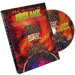 Money Magic (World's Greatest Magic) - DVD wwww.magiedirecte.com