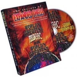 Expanded Shells (World's Greatest Magic) - DVD wwww.magiedirecte.com