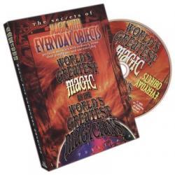 Magic With Everyday Objects (World's Greatest Magic) - DVD wwww.magiedirecte.com