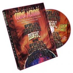 Coins Across (World's Greatest Magic) - DVD wwww.magiedirecte.com