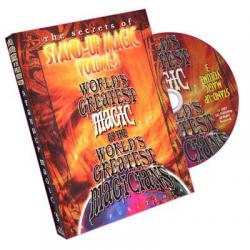 Stand-Up Magic - Volume 3 (World's Greatest Magic)- DVD wwww.magiedirecte.com