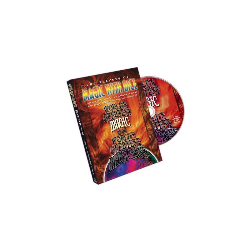 Magic With Dice (World's Greatest Magic) - DVD wwww.magiedirecte.com