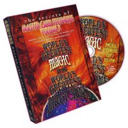 Master Card Technique Volume 3 (World's Greatest Magic) - DVD wwww.magiedirecte.com