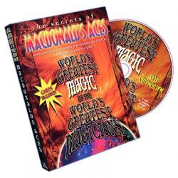 MacDonald's Aces (World's Greatest Magic) - DVD wwww.magiedirecte.com