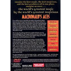 MacDonald's Aces (World's Greatest Magic) - DVD wwww.magiedirecte.com