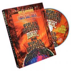 Fabulous Three Ball Trick  (World's Greatest Magic) - DVD wwww.magiedirecte.com