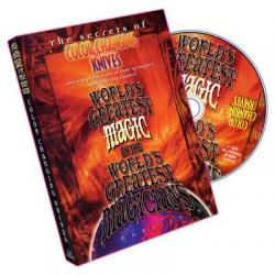 Color Changing Knives (World's Greatest Magic) - DVD wwww.magiedirecte.com
