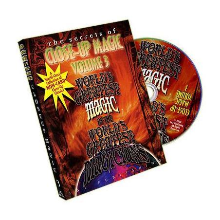 Close Up Magic 3 (World's Greatest Magic) - DVD wwww.magiedirecte.com
