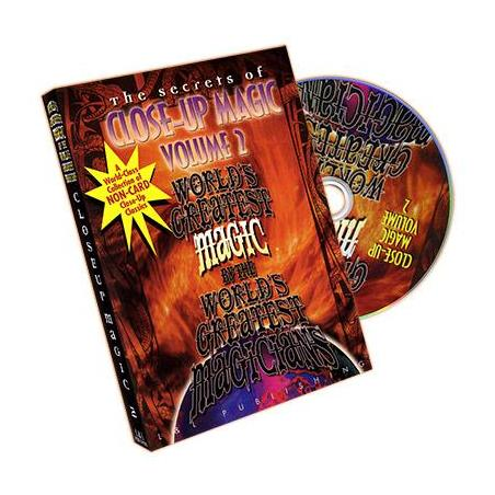 Close Up Magic 2 (World's Greatest Magic) - DVD wwww.magiedirecte.com