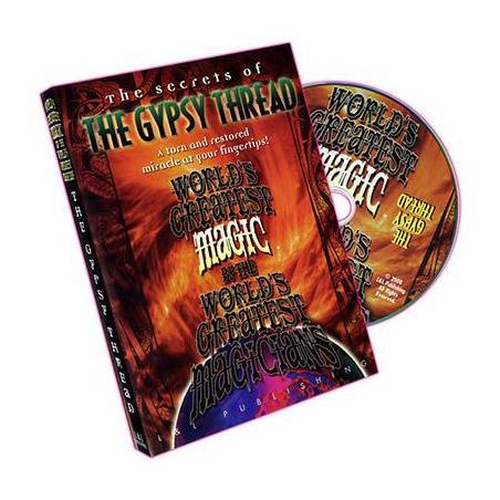 The Gypsy Thread (World's Greatest Magic) - DVD wwww.magiedirecte.com