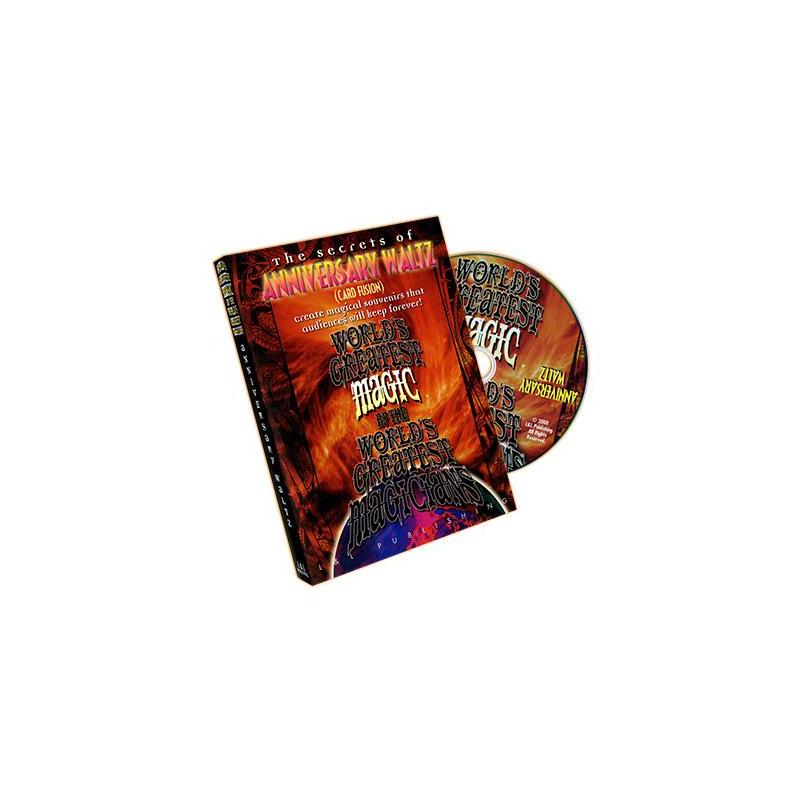 Anniversary Waltz (World's Greatest Magic) - DVD wwww.magiedirecte.com