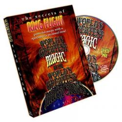 Ring Flight (World's Greatest Magic) - DVD wwww.magiedirecte.com
