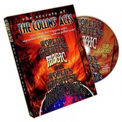 Collins Aces (World's Greatest Magic) - DVD wwww.magiedirecte.com