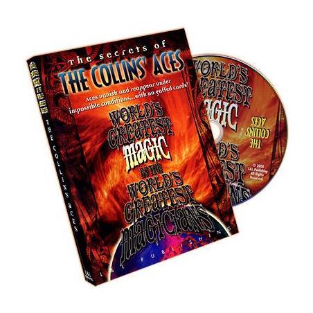 Collins Aces (World's Greatest Magic) - DVD wwww.magiedirecte.com