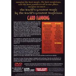 Card Fanning Magic (World's Greatest Magic) - DVD wwww.magiedirecte.com
