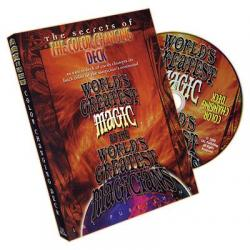 Color Changing Deck Magic (World's Greatest Magic) - DVD wwww.magiedirecte.com