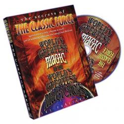 The Classic Force (World's Greatest Magic) - DVD wwww.magiedirecte.com