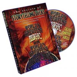 Storytelling Decks (World's Greatest Magic) - DVD wwww.magiedirecte.com