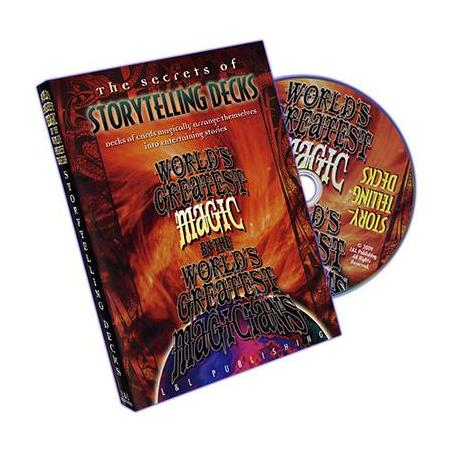 Storytelling Decks (World's Greatest Magic) - DVD wwww.magiedirecte.com