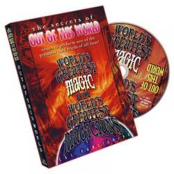 Out of This World (World's Greatest Magic) - DVD wwww.magiedirecte.com