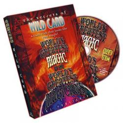 Wild Card (World's Greatest Magic) - DVD wwww.magiedirecte.com