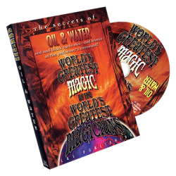Oil & Water (World's Greatest Magic)- DVD wwww.magiedirecte.com