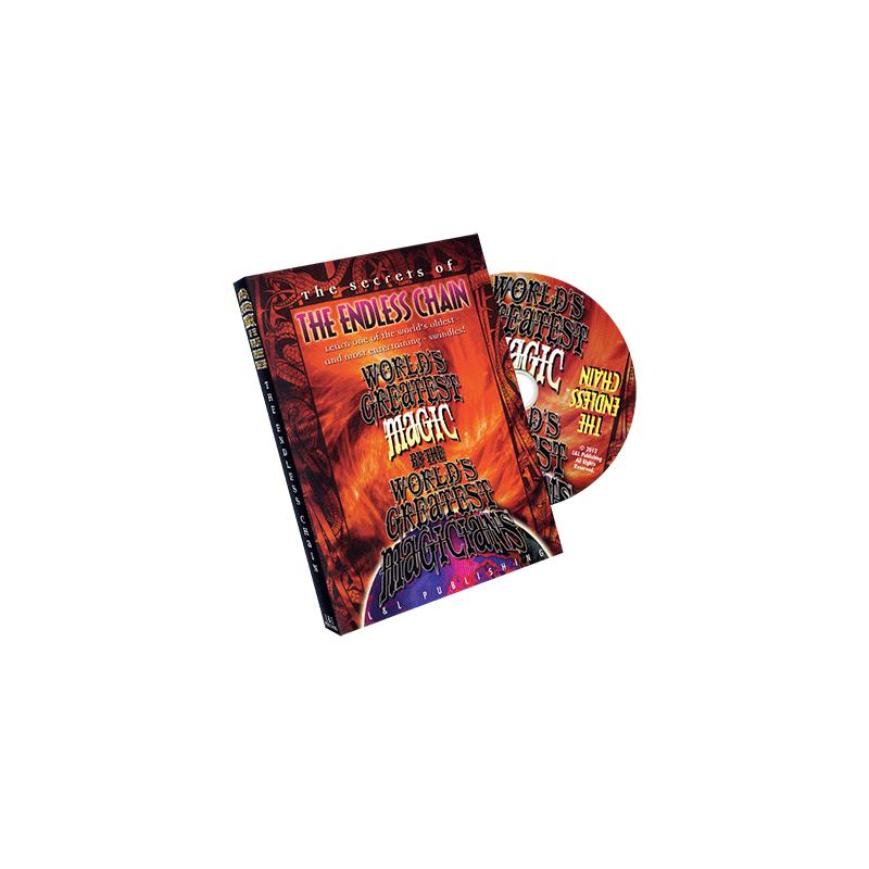 The Endless Chain (World's Greatest) - DVD wwww.magiedirecte.com
