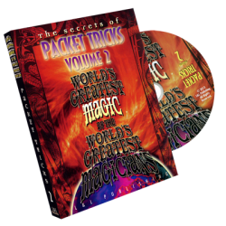 The Secrets of Packet Tricks (World's Greatest Magic) Vol. 2 - DVD wwww.magiedirecte.com