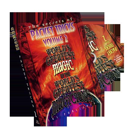 The Secrets of Packet Tricks (World's Greatest Magic) Vol. 2 - DVD wwww.magiedirecte.com