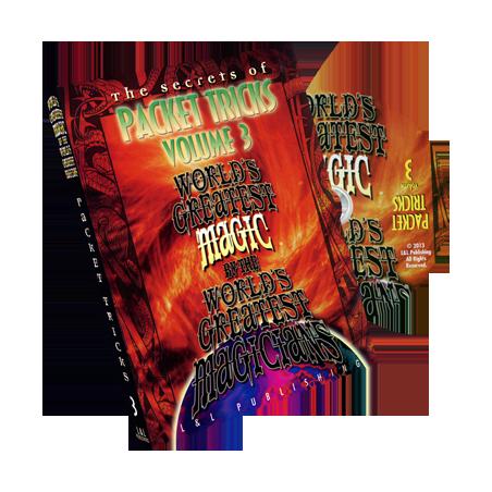 The Secrets of Packet Tricks (World's Greatest Magic) Vol. 3 - DVD by L&l Publishing wwww.magiedirecte.com