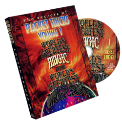 The Secrets of Packet Tricks (World's Greatest Magic) Vol. 1 - DVD wwww.magiedirecte.com