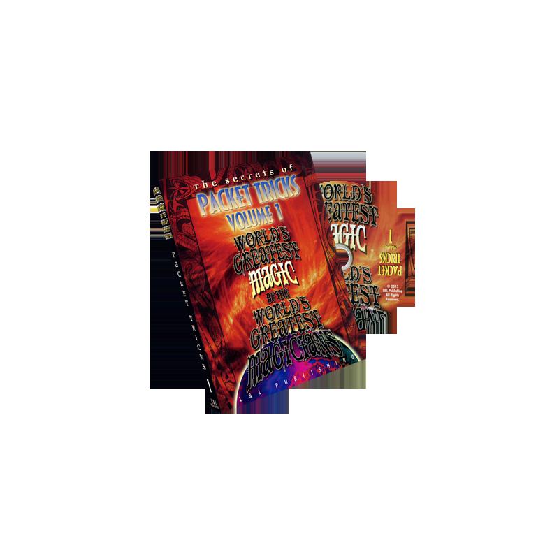 The Secrets of Packet Tricks (World's Greatest Magic) Vol. 1 - DVD wwww.magiedirecte.com