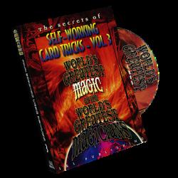 Self-Working Card Tricks (World's Greatest Magic) Vol. 3 - DVD wwww.magiedirecte.com