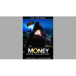 My Magic Money by Mickael Chatelain  - Trick wwww.magiedirecte.com