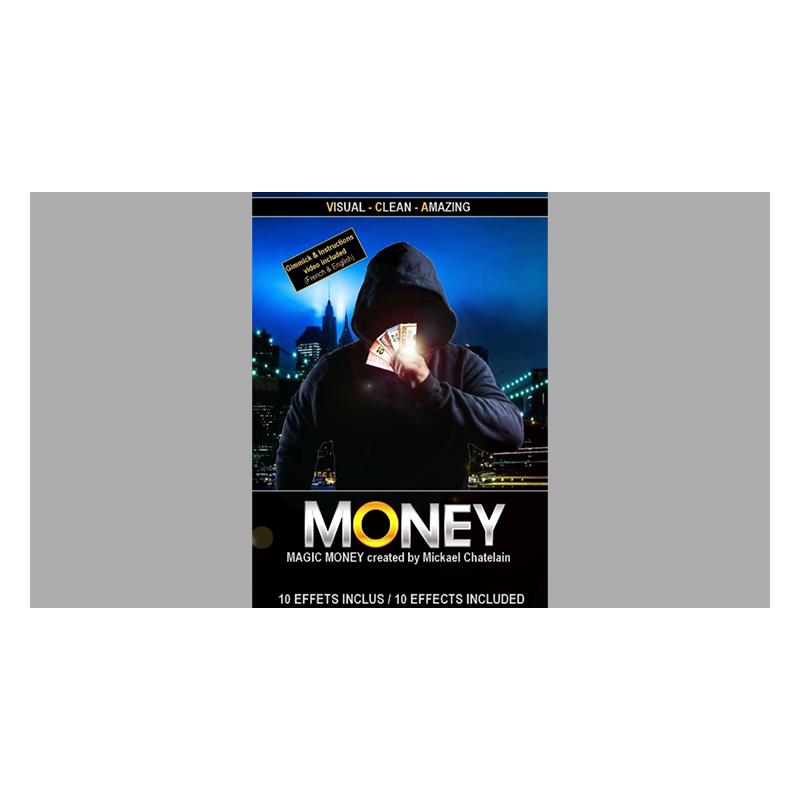 MY MAGIC MONEY - Mickael Chatelain wwww.magiedirecte.com