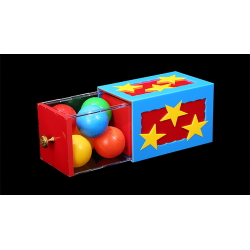 STAR BOX by Tora Magic - Tour wwww.magiedirecte.com
