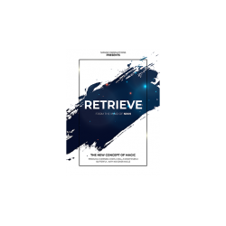RETRIEVE (Gimmick and Online Instructions) by Smagic Productions - Trick wwww.magiedirecte.com