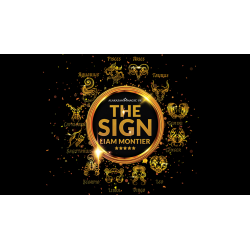 The Sign by Liam Montier wwww.magiedirecte.com