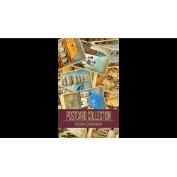 Vortex Magic Presents Intuitive Destination by Philip Ryan - (Invisible Deck Postcards) - Trick wwww.magiedirecte.com