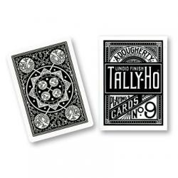 TALLY HO FAN BACK (Noir) wwww.magiedirecte.com