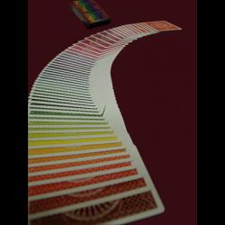 Spectrum Tally Ho Deck by US Playing Card Co. wwww.magiedirecte.com