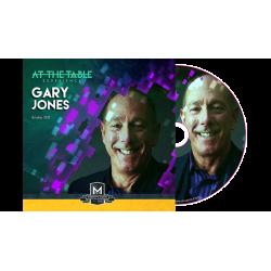 At The Table Live Gary Jones - DVD wwww.magiedirecte.com